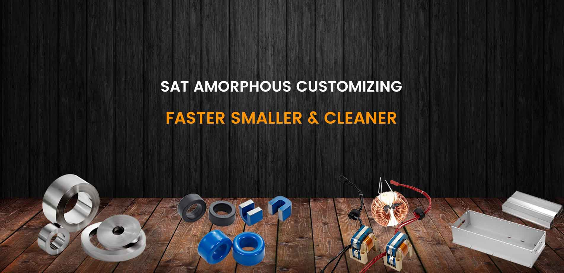 amorphous and nanocrystalline products manufacturer